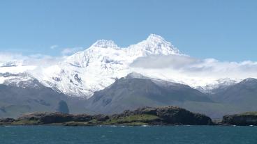 Ross Mountain - Kerguelen