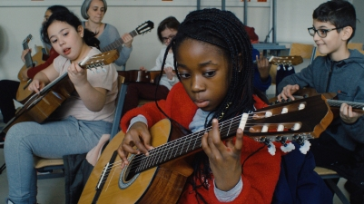 L'école de la Musique